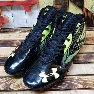 Under Armour Ripshot Mid Mens Size 11